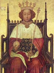 Richard II King of England
